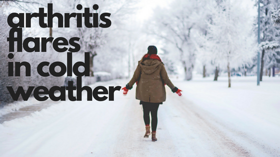 Arthritis Flares In Cold Weather