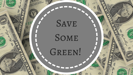 Save Some Green!: Ways To Save Money In the Spring
