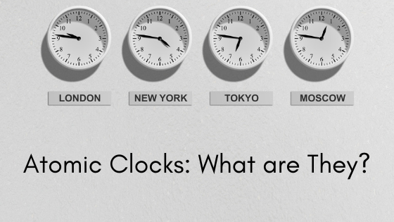 Atomic Clocks: What are They?