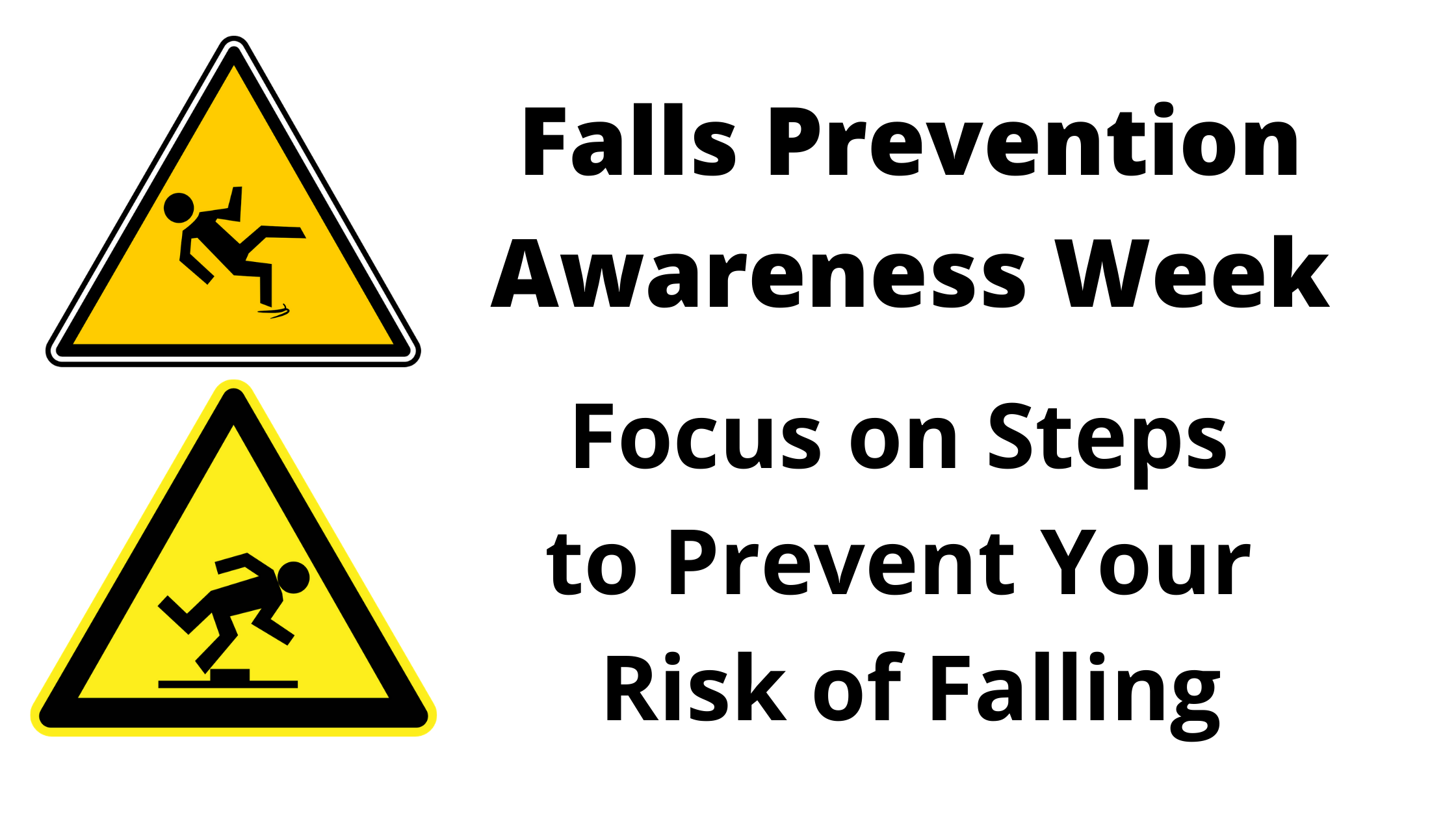 falls, prevention, signs, focus, steps